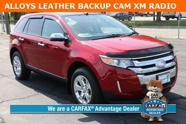 2013 Ford Edge SEL Savannah GA
