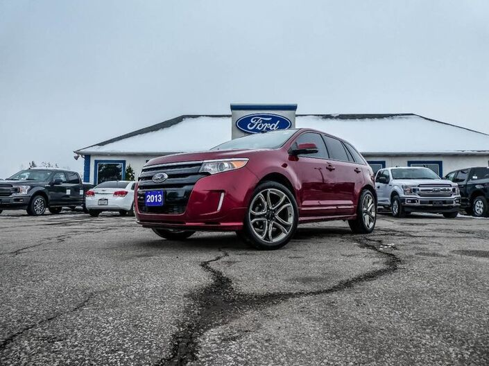 2013 Ford Edge Sport- NAVIGATION- PANORAMIC SUNROOF- HEATED SEATS- BACKUP CAMERA Essex ON