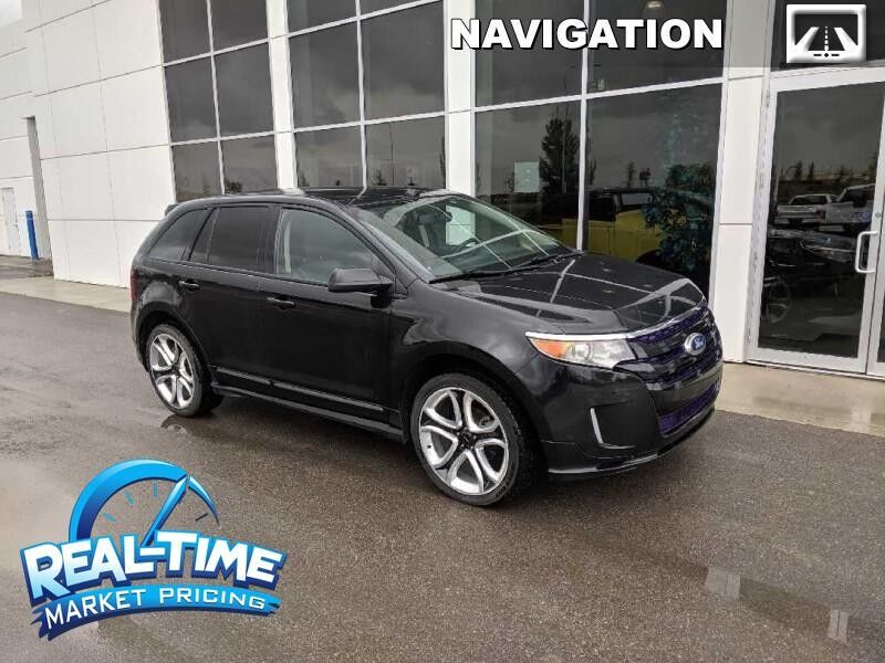 2013_Ford_Edge_Sport_ Claresholm AB