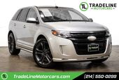 2013 Ford Edge Sport REAR VIEW CAMERA, SUNROOF, LEATHER AND MUCH MORE!!!
