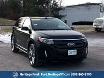 2013 Ford Edge Sport South Burlington VT