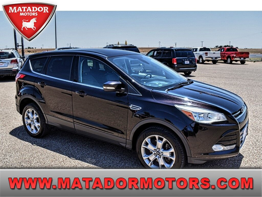 2013 Ford Escape 4WD 4DR SEL Wolfforth TX