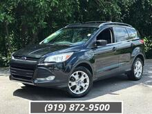 2013_Ford_Escape_4WD 4dr SE_ Cary NC
