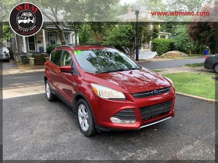 2013_Ford_Escape_4WD SE_ Arlington VA