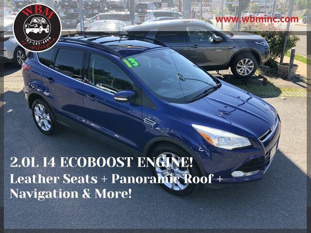2013 Ford Escape 4WD SEL Arlington VA