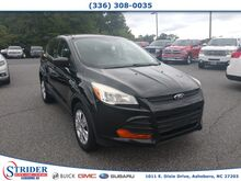 2013_Ford_Escape_S_ Asheboro NC