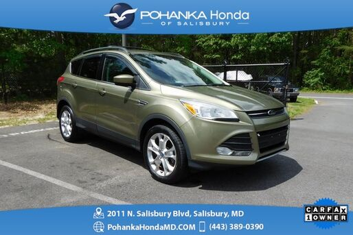 2013_Ford_Escape_SE **  AWD ** BEST MATCH ** ONE OWNER **_ Salisbury MD