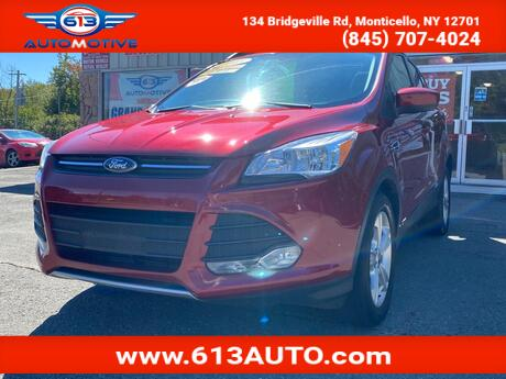 2013 Ford Escape SE 4WD Ulster County NY