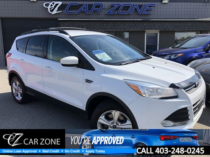 2013 Ford Escape SE ALL WHEEL DRIVE LEATHER ECOBOOST Calgary AB
