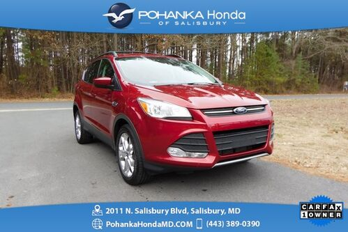 2013_Ford_Escape_SE AWD ** LEATHER & PANORAMIC SUNROOF ** ONE OWNER **_ Salisbury MD