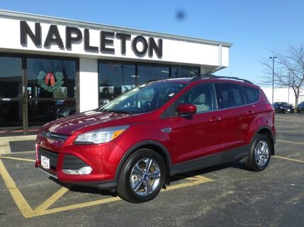 2013_Ford_Escape_SE_ Bourbonnais IL