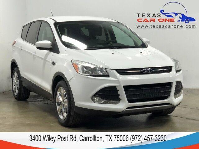 2013 Ford Escape SE ECOBOOST AUTOMATIC BLUETOOTH CRUISE CONTROL ALLOY WHEELS Carrollton TX
