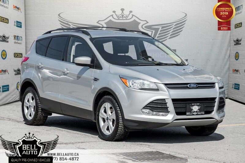 2013 Ford Escape SE, LEATHER, PWR SEAT, HEATED SEAT, BLUETOOTH