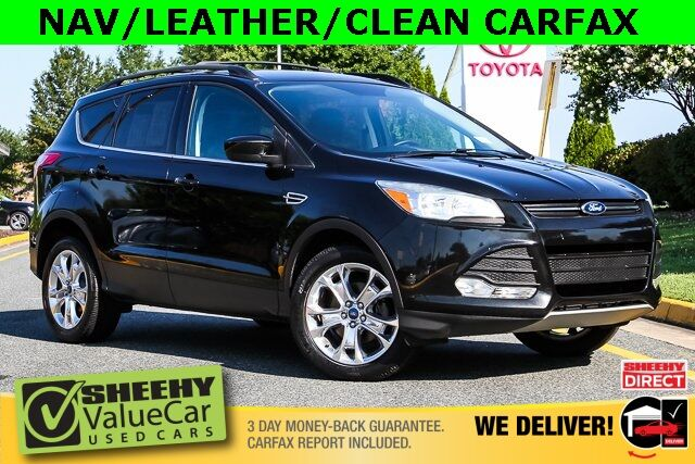2013 Ford Escape SE NAV LEATHER SEATS Stafford VA