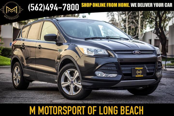 2013 Ford Escape SE Sport Utility 4D Long Beach CA