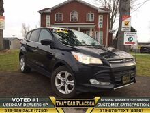 2013_Ford_Escape_SE$66/WkAWDBluetoothCleanCarproofHtdStsUSB/AUX_ London ON