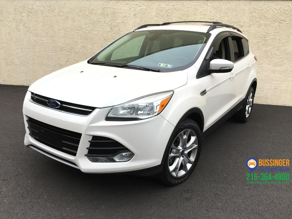 2013 Ford Escape SEL 4x4 Feasterville PA