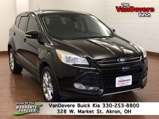 2013 Ford Escape SEL Akron OH