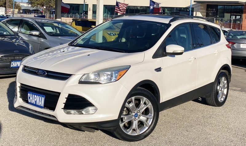 2013 Ford Escape SEL Austin TX