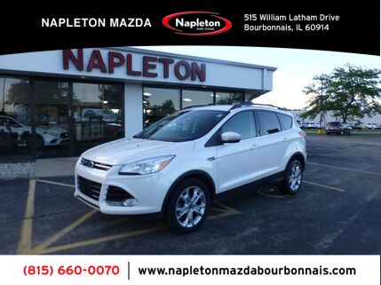 2013_Ford_Escape_SEL_ Bourbonnais IL