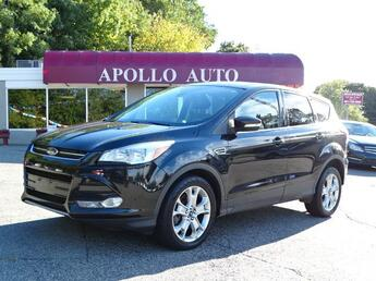 2013_Ford_Escape_SEL_ Cumberland RI
