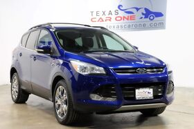 2013_Ford_Escape_SEL ECOBOOST NAVIGATION LEATHER HEATED SEATS KEYLESS START REAR PARKING AID_ Carrollton TX