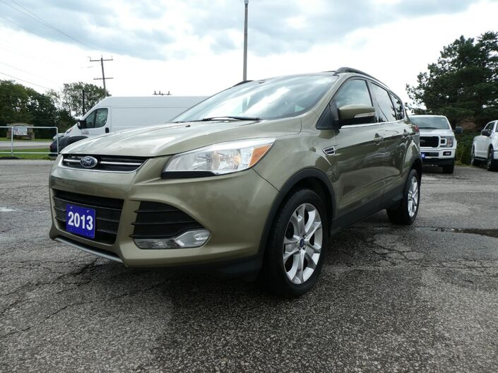 2013 Ford Escape SEL Heated Seats Navigation Power Lift Gate Essex ON