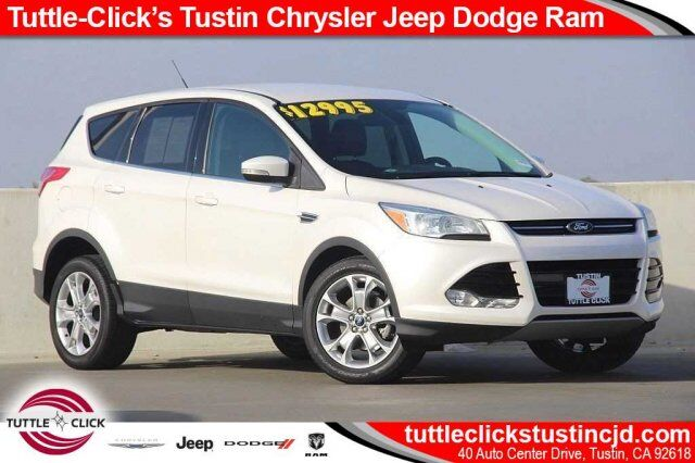 2013 Ford Escape SEL Irvine CA