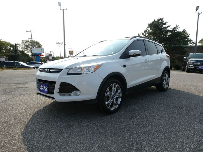 2013 Ford Escape SEL Navigation Power Lift Gate Remote Start Essex ON
