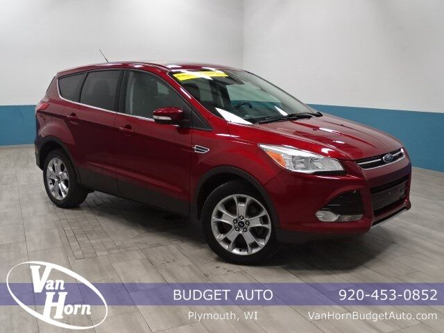 2013 Ford Escape SEL Plymouth WI