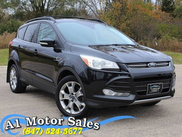 2013 Ford Escape SEL Schaumburg IL