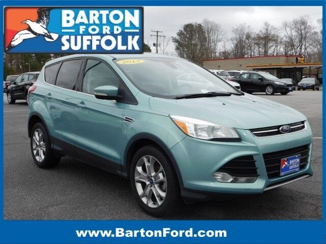 2013 Ford Escape SEL Suffolk VA