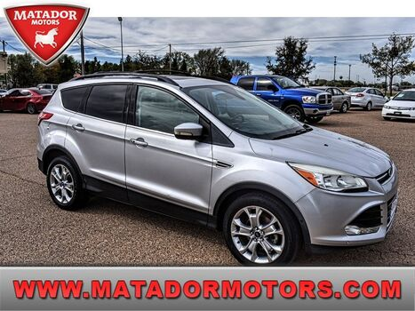 2013_Ford_Escape_SEL_ Wolfforth TX