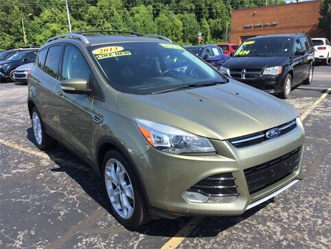 2013_Ford_Escape_TITANIUM_ Evansville IN