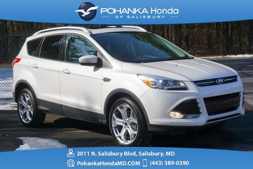 2013_Ford_Escape_Titanium AWD ** NAVI & PANORAMA ROOF ** BEST MATCH **_ Salisbury MD