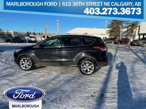2013_Ford_Escape_Titanium_ Calgary AB