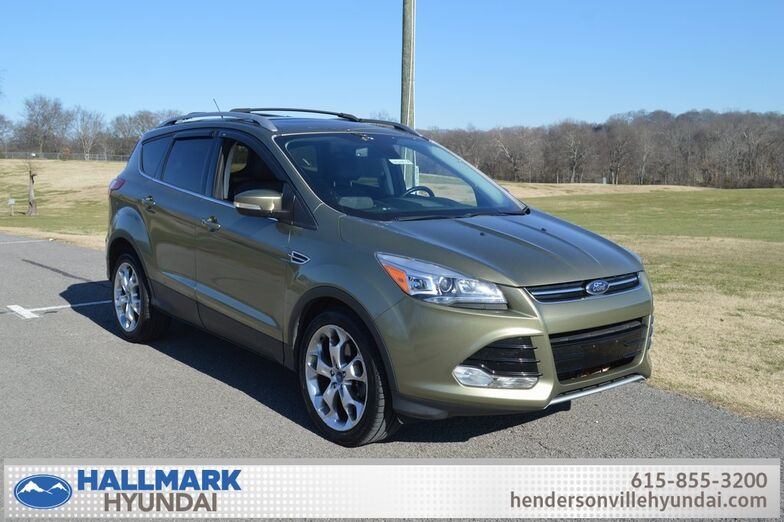 2013 Ford Escape Titanium Franklin TN