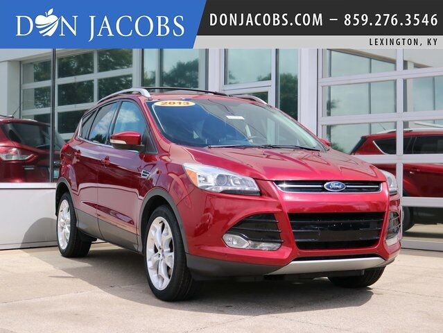 2013 Ford Escape Titanium Lexington KY