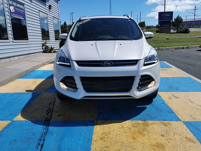 2013 Ford Escape Titanium Mount Pearl NL