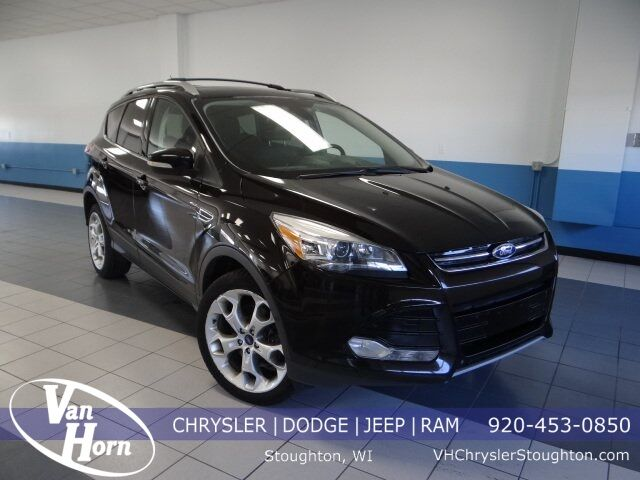 2013 Ford Escape Titanium Stoughton WI