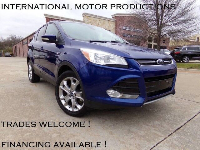 2013 Ford Escape*52KLow Miles* SEL*0-Accidents* Carrollton TX