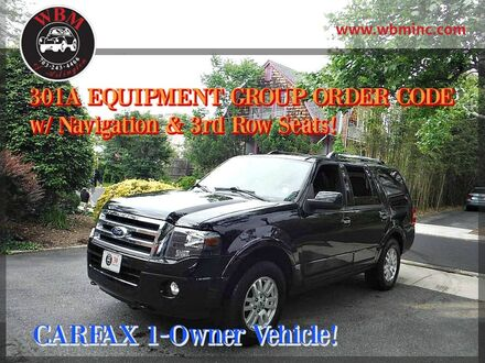 2013_Ford_Expedition_4WD Limited_ Arlington VA