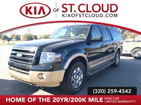 2013 Ford Expedition EL 4WD 4DR XLT St. Cloud MN
