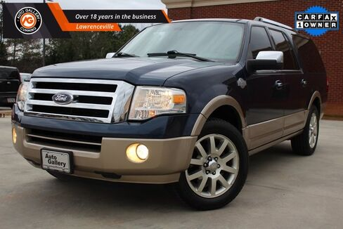 2013_Ford_Expedition EL_King Ranch_ Gainesville GA