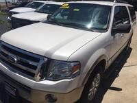 Ford Expedition EL King Ranch 4WD 2013