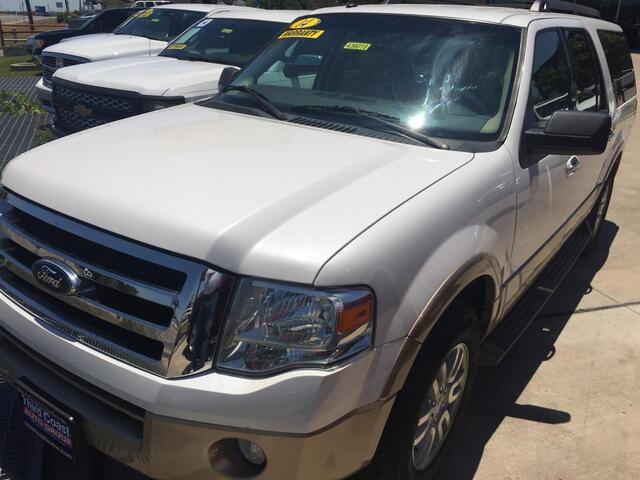 2013 Ford Expedition EL King Ranch 4WD Austin TX