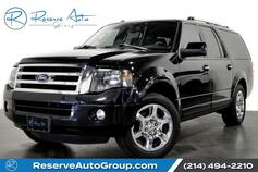 2013 Ford Expedition EL Limited Moonroof Rear DVD Captain Seating