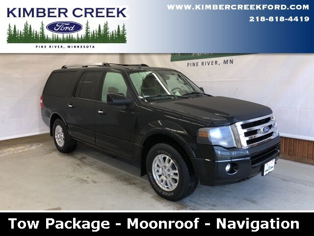 2013 Ford Expedition EL Limited Pine River MN