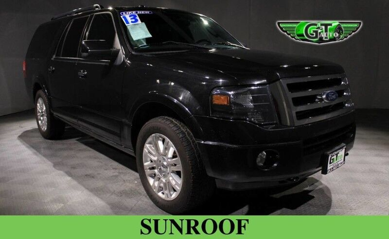 2013 Ford Expedition EL Limited Sport Utility 4D