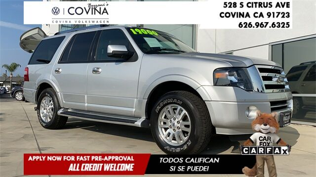 2013 Ford Expedition Limited Covina CA
